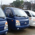 Hyundai PORTER 1 tấn nhập khẩu . Kim điện tử. Các đời hàng nội địa Hàn Quốc