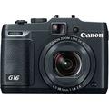 Máy ảnh Canon PowerShot g16 12.1 mp cmos digital camera with 5x optical zoom and 1080p tại e24h