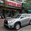 Toyota Highlander 2014 giá bán, hình ảnh, thông sỗ kỹ thuật, màu sắc, đơn vị cung cấp, đều có ở đây.