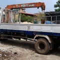 Bán xe HUYNDAI 5 tấn, cẩu Unic 330 Xe đẹp long lanh