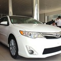 Xe Toyota Camry 2.5 XLE 2014
