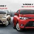 Bán Altis 2014,Vios 2014, Yaris 2014 với giá cực kì hấp dẫn tại Toyota Hải Phòng.Hotline 0914.263.263