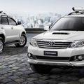 Bán Toyota Fortuner 2014 với giá cực kì hấp dẫn,đủ màu,mới 100% tại Hải Phòng