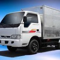 Bán xe tải cũ Kia 1,4 tấn, K3000S, thùng tôn kín t12/2012