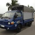 Bán xe tải cũ Hyundai 1,25 tấn Bắc viết đời cuối 2009, đăng ký 2010