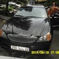 Bán xe Magnus 2.0 đời 2007, màu đen