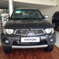 Mitsubishi Triton giá rẻ nhất miền bắc, cam kết giao xe ngay