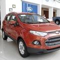 Giá xe ford ecosport SUV nhỏ bản titanium AT số tự động màu trắng, đen, titan, bạc, ghi, xám, nâu, xanh, đỏ