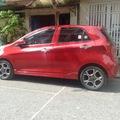 Bán Kia Morning 2012 màu đỏ,đủ đồ cá nhân dùng chính chủ