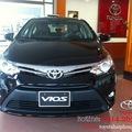 Đại lí Toyota Hải Phòng bán xe Toyota Vios 2014 hoàn toàn mới với nhiều màu sắc