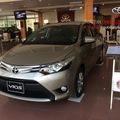 Đại lí Toyota Hải Phòng bán Xe Toyota Vios 2014 thiết kế ấn tượng, giá cả hợp lý