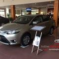Toyota Vios 2014 Nhỏ gọn mà sang trọng.Tại Toyota Hải Phòng