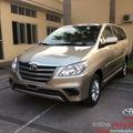 Giá Xe Toyota Innova 2014 vô cùng hợp lý tại Toyota Hải Phòng