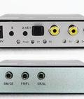Hình ảnh: Bộ giải mã DTS HD1 ra 6 kênh âm thanh Bảo hành 12 tháng.