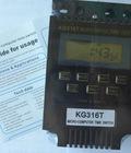 Hình ảnh: Công tắc hẹn giờ tự động bật/tắt với 10 bộ nhớ có đồng hồ thời gian thực KG316t