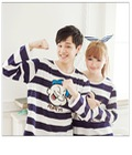 Hình ảnh: Đặt may hoặc mua sẵn Đồ ngủ đôi, Pijama đôi: Món quà tặng cưới tuyệt vời nhất tại Pijama asia,