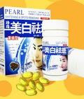 Hình ảnh: Kem dưỡng trắng da ngọc trai Pearl Nhật Bản