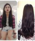 Hình ảnh: Tóc giả chỉ vs 450k một bộ. Sợi tơ mượt và đẹp hơn tóc thật . chuẩn bị cho mùa đông ấm áp nào