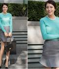 Hình ảnh: Áo len, thun công sở thu đông Korea 2013