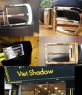 Hình ảnh: Viet Shadow Thế Giới Thắt Lưng Ví Da Kính Thời Trang Nam