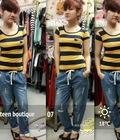 Hình ảnh: HÀNG MỚI VỀ THÁNG 3, rất nhiều mẫu quần rách,áo phun hình,trơn,váy đủ mẫu hot 2014 nha các girl xinh