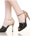 Hình ảnh: Topic 35: BST giày cao gót, dép sandals cực hot cho mùa hè 2014