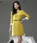 Hình ảnh: V2: Cùng khoe sắc với BST váy công sở Hè 2014. Bán sỉ, lẻ tại 34 ngõ 61 Tây Sơn, HN