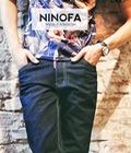 Hình ảnh: NINOFA Quần jeans giá sốc chỉ 230K , Snapback và mũ Cap cong đầy đủ tem tag giá còn sốc hơn