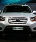 Hình ảnh: SANTAFE SLX của hyundai xuất mỹ model 2011 đã khẳng định trên thị trường, tiêu chuẩn mới