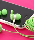Hình ảnh: Tai nghe in ear Hình Chuột Mickey
