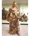 Hình ảnh: Tượng đồng, đúc tượng đồng, tượng khảm tam khí,tượng trang trí phong thủy,tượng quan công,khổng minh