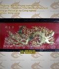 Hình ảnh: Tranh đồng Song Mã, Song Ngư, Đôi Tôm, Đôi Mai Điểu Trang trí nội thất, tặng Tân Gia