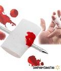 Hình ảnh: Cửa hàng quà tặng độc đáo và sáng tạo: Đinh đâm xuyên thủng tay không đau, không thương tích giá chỉ 19k / bộ