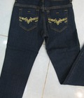 Hình ảnh: LONGVAN BOUTIQUE: Xả hàng Jeans nữ xuất khẩu. , jeans ngố sooc..... jean dài 260k jean ngố 200k