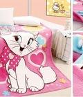 Hình ảnh: Chăn bông cho bé: Helo Kitty, Mèo Doremon, Cô tiên, Chuột Micky...