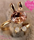 Hình ảnh: Crystal shop NHẪN đồng giá 30k