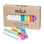 Phấn màu M LA Chalk, assorted colors