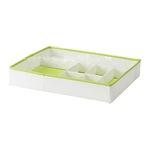 HỘP ĐỰNG ĐỒ CHIA NGĂN 7 Ô IKEA KUSINER