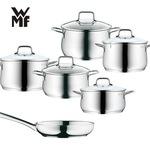 Bộ nồi WMF Brilliant 5 nồi   1 chảo dùng cho bếp từ