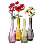 Lọ hoa thủy tinh màu LOVLIG Ikea