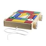 Xe đẩy 24 khối gỗ IKEA cho trẻ chơi   60167681   giảm 36%