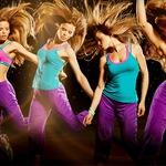 Khoá học zumba dance tại phòng tập iris