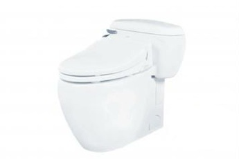 Bn cu 1 khi km np ra in t TOTO Washlet MS366W 