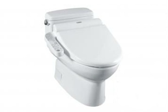 Bn cu 1 khi km np ra in t TOTO Washlet MS884W3  