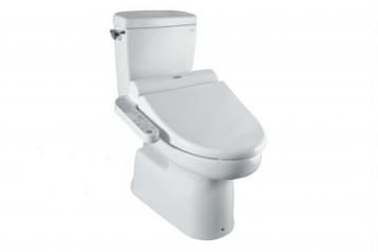 Bn cu 2 khi km np ra in t Washlet CST350W3/TCF6411A 