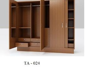 tủ áo gỗ đẹp tủ áo gỗ ghép, tủ áo gỗ ghép, tủ áo âm tường sản xuất theo yêu cầu