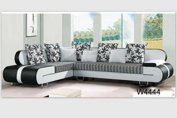 sofa vải bố đẹp, sofa góc phòng khách giá rẻ đa dạng mẫu mã