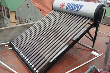 SUNNY 12 phi 58 130 lít ống titan