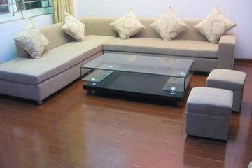 sofa nỉ góc cao cấp