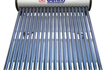 Máy nước nóng năng lượng măt trời Sunny 130L , 12 58